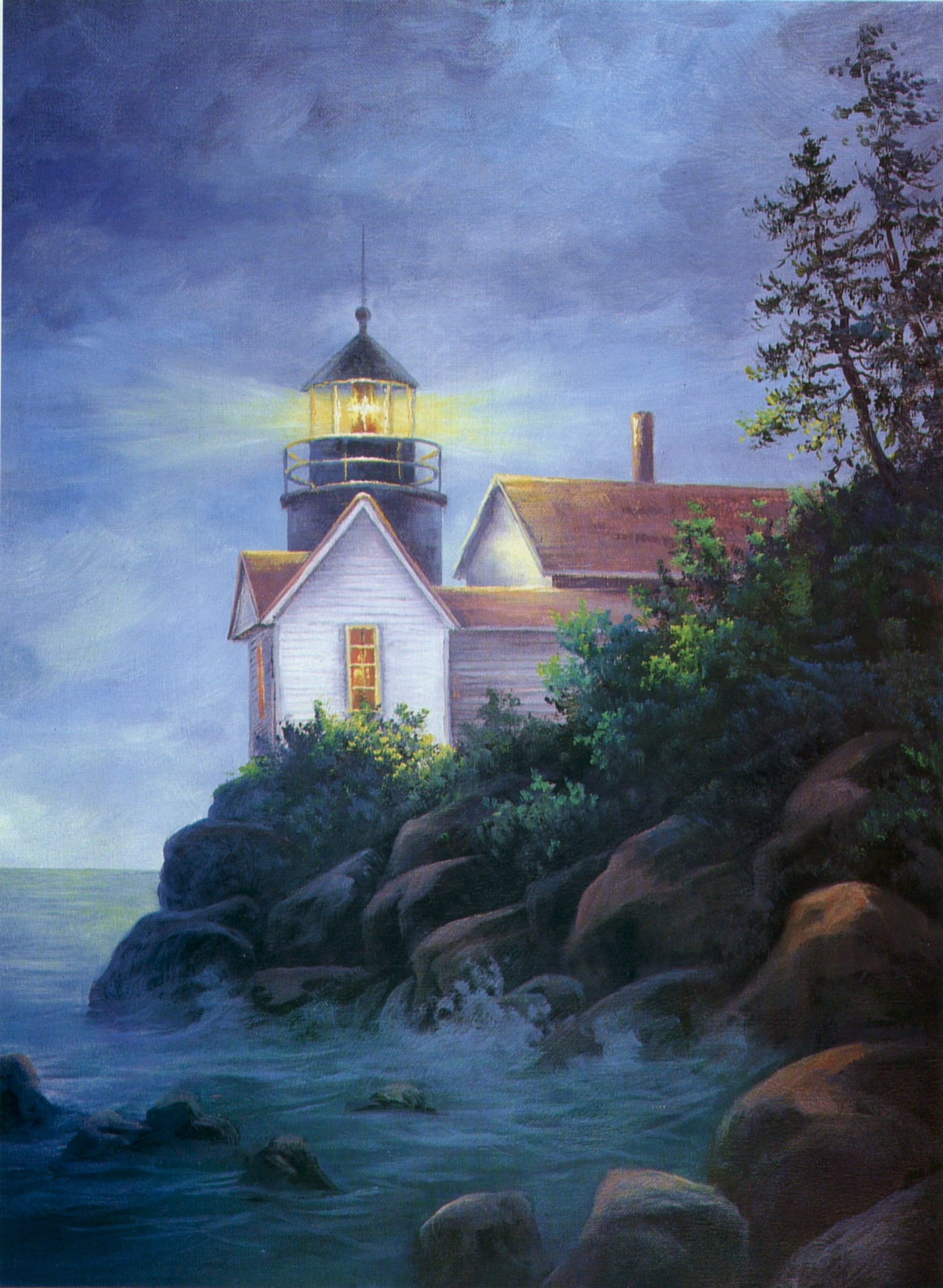 Guiding Light by Dorthy Dent