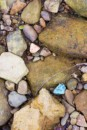 Stones Found - Photography by Larry Eicher