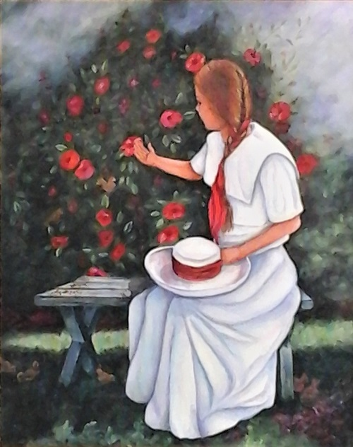 Feeding Time - Acrylic Painting with Mary Lou