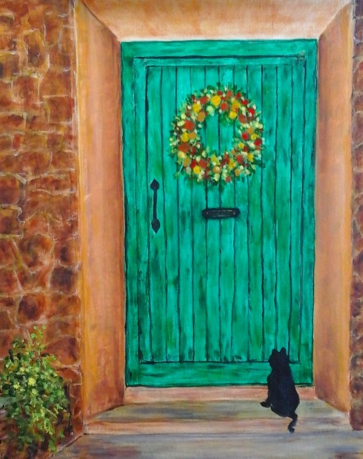 Is Anybody Home? - Henne's Spirited & Afternoon Painting Parties